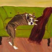 Titan's Bed - Purchase this painting